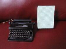American Girl Doll Kit Original Typewriter Stationary Photo Eraser Box Retired