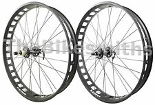 Alex Blizzerk 80 135mm 170mm Front & Rear Wheelset Fat Bike Wheels 8/9/10 speed