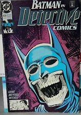 DC comics- BATMAN in Detective Comics - no 1 1990 original Excellent