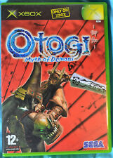 Video Gioco Game Retro Microsoft XBOX 1 Original PAL ITA Otogi myth of demons