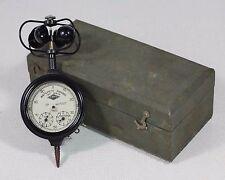 Russian USSR Vintage Soviet mechanical Anemometer Wind Indicator USSR 50s