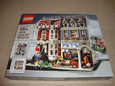 NEW & difficili da trovare-LEGO Modular 10218 PET SHOP-NUOVO NELLA SCATOLA + Gratis P&P