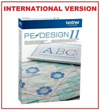 PE Design 11 - Embroidery Sewing Software + 220 000 Designs Free ⭐FULL VERSION ⭐