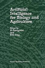 Artificial Intelligence for Biology and Agriculture-ExLibrary