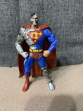 DC Universe Classics Super Enemies Cyborg Superman DCUC