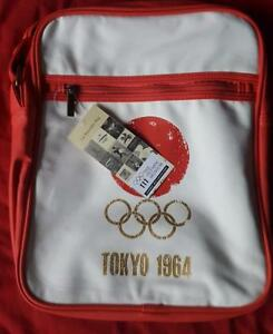 Tokyo 1964 Olympic shoulder bag Officially licensed product brand new sealed