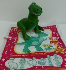 HAPPY MEAL 1999 TOY STORY 2 US MC DONALD'S DINOSAURE REX BIG TOY DISNEY
