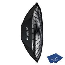 Phot-R 120cm Octagon Softbox - Bowens Mount and Grid + Microfibre ClothPhot-R 48