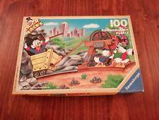 PUZZLE DISNEY DUCK TALES - 1987 - 100 pezzi