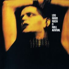 LOU REED - ROCK 'N' ROLL ANIMAL - BRAND NEW SEALED LP - ISSUED ON BMG/SONY 2016