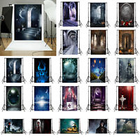Halloween Vinyl Photography Background Photograph Backdrops Photo Studio Decor