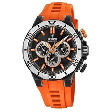 Festina F20450-2 Men's Chrono Bike Wristwatch