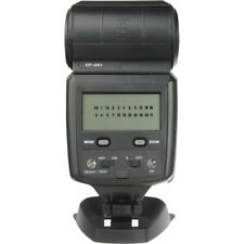 NEW Vivitar PRO Flash for Canon SLR Camera WIRELESS TTL LCD FLASH USA