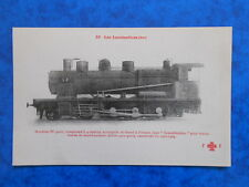 "Machine n°4002 Type ""Consolidation "" pr Trains Lourds. Const. 1903-1904. ( Est )"