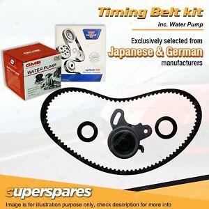 Timing Belt Kit Inc Water Pump for Proton Jumbuck Persona Satria Wira 1.3L 1.5L