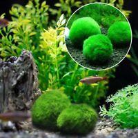 Aquarium Decoration Artificial Water Seaweed balls for Fish Tank Ornament LrJNE