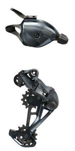 NEW SRAM GX Eagle Rear Derailleur & Shifter Set- 12-Speed, 52T Max, Lunar