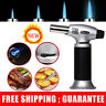 Refillable COOKING TORCH Kitchen Butane Culinary Burner Creme Brulee Blowtorch