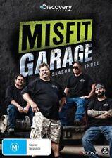 Misfit Garage : Season 3 (DVD, 2-Disc Set) NEW