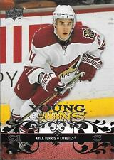 08/09 Upper Deck Young Guns #236 Kyle Turris RC