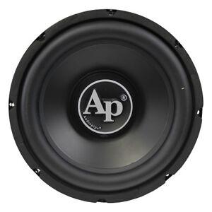 "Audiopipe TSPP315D4 15"" Woofer, Dual 4 Ohm, 1800W Max"