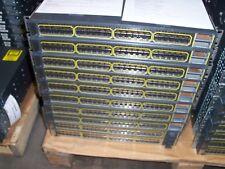 CISCO WS-C3750E-48PD-SF 48-PORT GIGABIT IP BASE POE C3K-PWR 1150WAC X2-10GB-CX4