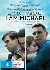 I Am Michael (DVD, 2017) *James Franco *