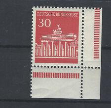 Bund Eckrand   Formnummer FN 0 A postfrisch Michel Nr 508 P