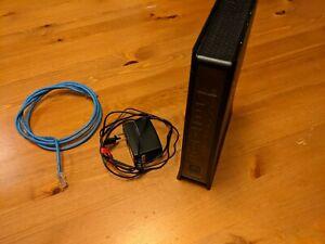Centurylink C3000Z Zyxel Modem Gigabit Used 1 Day