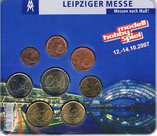 Deutschland 2007 KMS satz Leipziger Messe