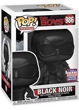 Mint! Funko POP! Funkon 2021 The Boys Black Noir Amazon Shared *Confirmed Order*