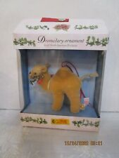 Steiff Camel ornament