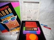 Jeu de société Taboo Celebrity - Le jeu des mots interdits - MB - Boîte abîmée
