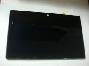 OEM MICROSOFT SURFACE RT 1516 10.6  REPLACEMENT LCD SCREEN DIGITIZER FRAME