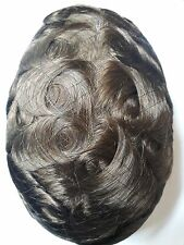 Toupee, Hair replacement, Hairpieces for men! Man piece Indian Human Hair!!