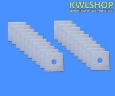20 Filter Ersatzfilter für Helios ELF/ELSN,Ventilator, Badlüfter