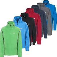 Trespass Masonville Boys Fleece Half Zip Jumper Top