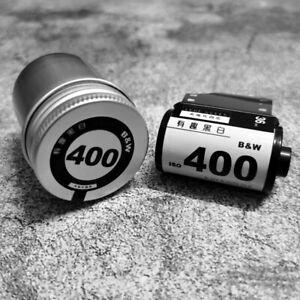 Mr Zhu ISO 400 36 Exposure 135 Format Black and White Film - BRAND NEW