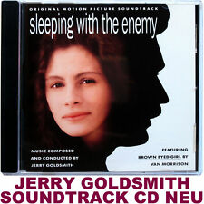 Jerry Goldsmith Sleeping With The Enemy CD 12 Track Austrian Columbia 1991
