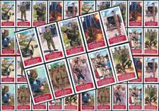 $$ Wholesale $$ GIBRALTAR 2008 ROYAL REGIMENT x5 MNH  MILITARY UNIFORMS, WWII