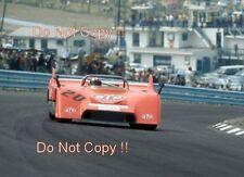 Jo Siffert STP Porsche 917/10 Watkins glen can am 1971 photographie