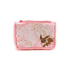 Pokemon I Love Eevee Right Pink Eevee Pouch