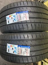 2x 275/35 ZR20 Michelin Pilot Sport 4S, 102Y XL Brand-New DOT 2020