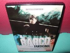EL BARCO FANTASMA - MARK ROBSON - dvd