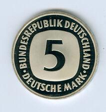 BRD  5 DM PP  (Wählen Sie unter folgenden Jahrgängen: 1975 - 1990 und DFGJ)