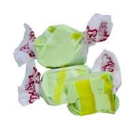 GOURMET GOLDEN PEAR Salt Water Taffy Candy TAFFY TOWN 1/4 to 10 LB BAG