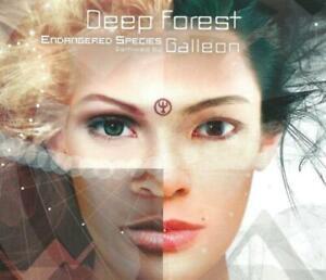 DEEP FOREST: ENDANGERED SPECIES - 4 TRACK CD SINGLE, GALLEON REMIXES