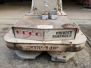 EDCO 2EC surface grinder