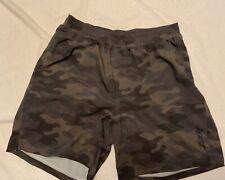 "New listing Zoot Mens Shorts 7"" Triathlon Run Training Medium Camouflage"