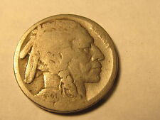1920 S Buffalo Nickel in G Good  Condition